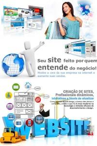 Criação de Site ou Loja Virtual
